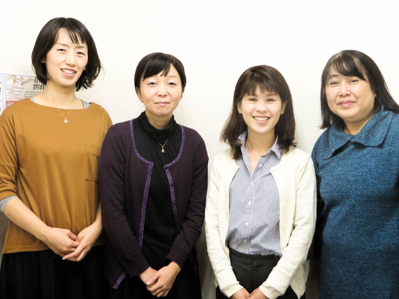 【画像】滋賀第一法律事務所事務局スタフ